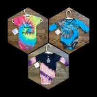 Infant and Toddler Tie Dyes Warren, 44485