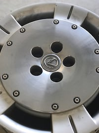 Lexus - SC  Rims & Wheel Locks (Laurel, MD pick up)