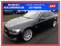 2008 BMW 3 Series 328i Coupe 2D Vancouver