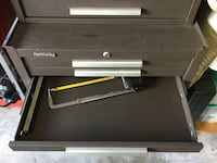 KENNEDY MACHINISTS TOOL BOX TOP AND MIDDLE. Orlando, 32806
