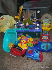 Toys need gone asap 10 for allof it Des Moines, 50317