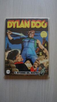 Dylan Dog n.8 Chieri, 10023