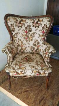 One of a kind Antique wing back chair  Charleston, 29492