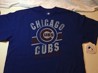 Chicago Cubs Double Play Large Shirt Little Rock