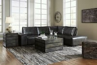 Sectional sofa floor sample special