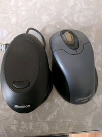black Logitech wireless computer mouse Wrightsville, 17368