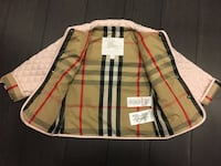 Authentic Burberry girls (2-3 years) jacket like new Mississauga, L5B