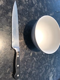 """2 Chef knives by the best brand Zwilling J.A. Henckels  12"""" knifes"""