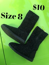 boots size 8 Redding, 96001