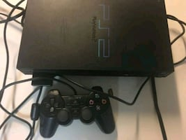 Sony Playstation 2 PS2 Video Game Fat Console Controller AV Cable