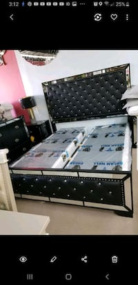 Brand New Kings size bed set.  New York, 10039