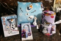 Personalized Frozen 2 Olaf Ornament & Gift set Howell, 07731