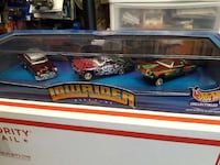 Hot Wheels special Set in display case Windham, 44288