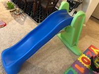Little tikes slide Rockville, 20850