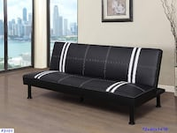 Brand New in box Futon Convertible Sofa Bed SEATTLE