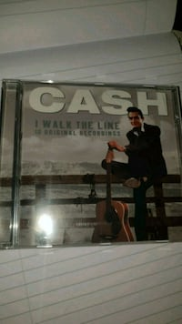Johnny Cash cd frakta er inkl i prisen  Sagene, 0555