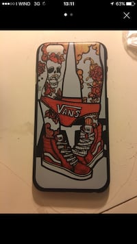 Cover iPhone 6/6s vans  Roma