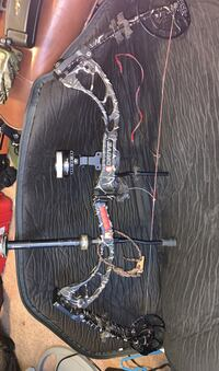 PSE compound bow pro series X Force
