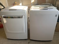 LG WASHER AND DRYER Baltimore, 21220