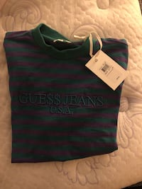 A$AP Rocky Guess t-shirt Winnipeg