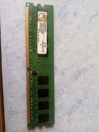 DDR2 Kingston 1gb 800mhz ram