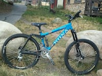 2005 Kona Coiler Mint Like New Condition CHEAP!