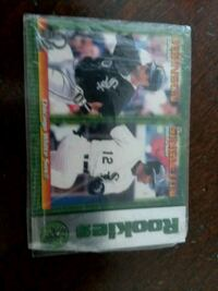 two baseball player trading cards Moreno Valley, 92553