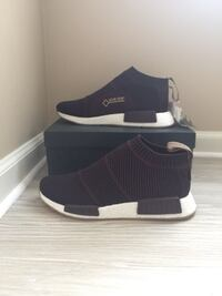 Adidas nmd size 9.5 Sterling, 20164