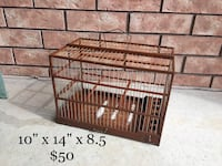 Guyanese Hand-made Bird Cages $45-$125 Mississauga, L5W