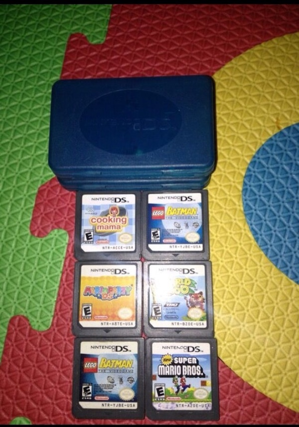 Used Nintendo Ds Games for sale in Los Angeles - letgo