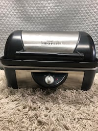 Crock-pot BBQ pit (never used)  Arlington, 22204