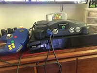 Nintendo 64 with one game  Frederick, 21702
