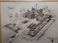 this is a portrait of drewry's Brewing company in  South Bend, 46616