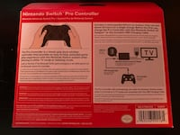 Nintendo switch pro controller  Freeport, 11520
