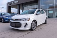 2017 Chevrolet Sonic LT RS Coquitlam
