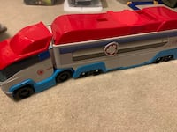 Paw patrol: paw patroller rescue and transport vehicle Murfreesboro, 37128