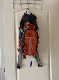 Hydration water back pack