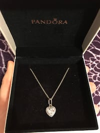 Pandora necklace  Belleville, K8N 4Z5