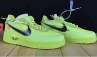 Off White Air Forces (UA)