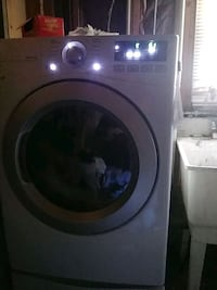 gray front-load clothes washer Downers Grove, 60516