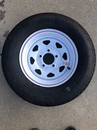 Trailer tire Spruce Grove, T7X 3K4