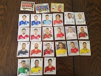 soccer trading card collection Palmdale, 93550