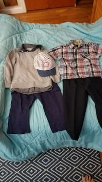 size 4t boys clothes  New Rochelle, 10805