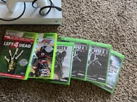 Xbox one/360 games