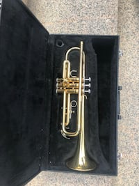black and gray clarinet in case Temple Hills, 20748