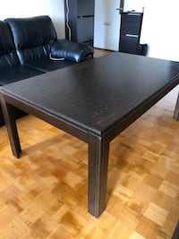 Wooden table  Toronto, M2N