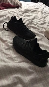 FAKE pirate Black Yeezys