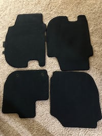Honda Fit brand new black carpet floor mats