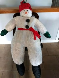 Large Snowman over 4 ft