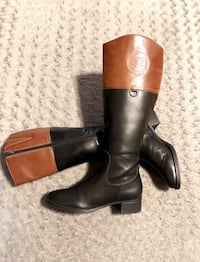 Etienne Aigner Chastity boots Retail $350 Size 7.5  Washington, 20002